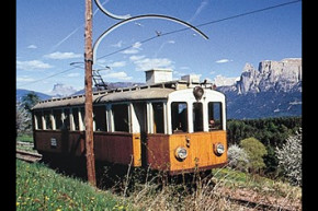 Ritten tramway / cable car